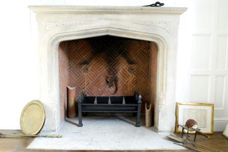 Handmade Bespoke Stone Fireplace