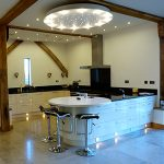Refurbished Kitchen & Barn conversion